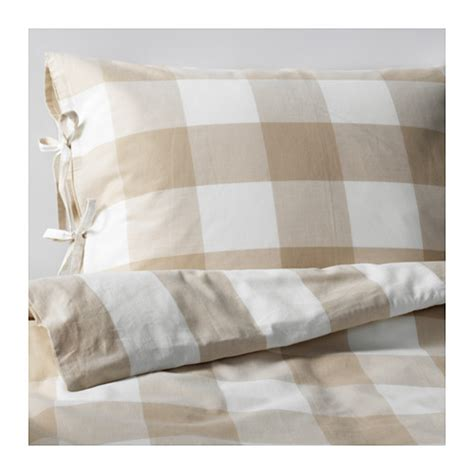 Duvet Ikea Emmie Ruta Duvet Cover And Pillowcase S Full Queen Ikea