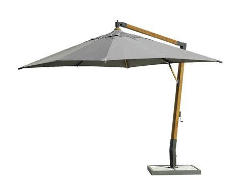 square garden umbrella by ethimo