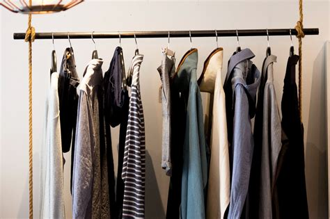 clothes storage 10 clothes storage ideas when you have no closet
