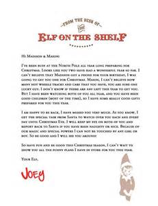 printable elf letterhead elf on the shelf letterhead