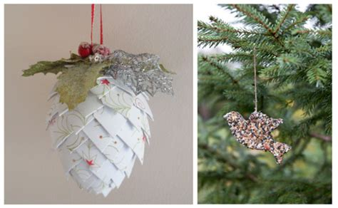 Martha Stewart Ornaments Handmade - home confetti handmade ornaments