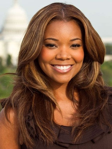 hair colour to suit a 40 year old this woman is 40 years old gabrielle union quot black don t