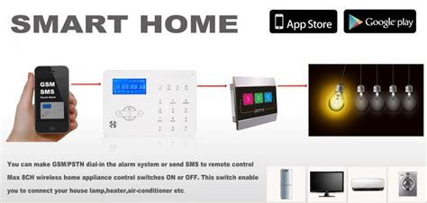 iphone app home alarm wireless gsm alarm buy gsm auto