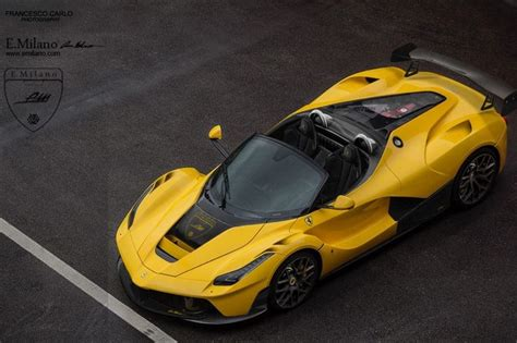 Spider 3 The Most Expensive Made by Laferrari Spider Is The 3rd Most Expensive Car For Sale