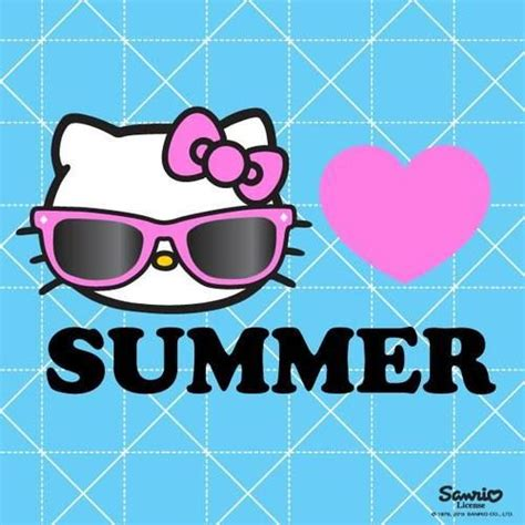 hello kitty summer 779 best images about hello kitty on pinterest pink