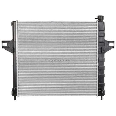2003 jeep grand radiator 2003 jeep grand radiator 4 0l engine 19 01396 an