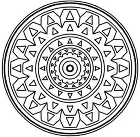 mandala coloring pages for beginners 1000 images about mandalas on mandala