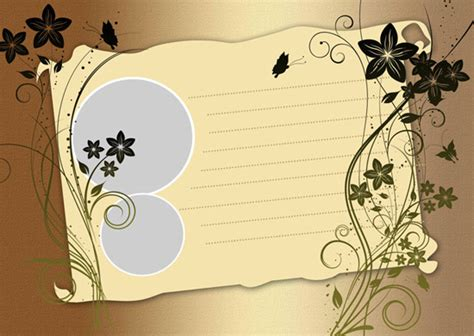 Greeting Card Designer Templates by Augustus S Free Avery Greeting Card Templates