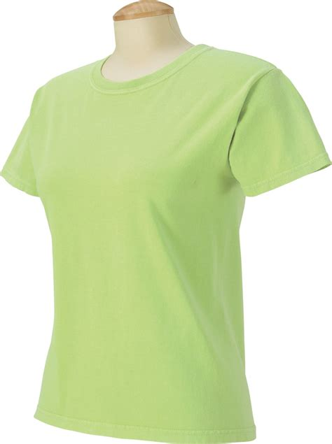 lady comfort colors chouinard comfort colors ladies ring spun cotton t shirt 3333