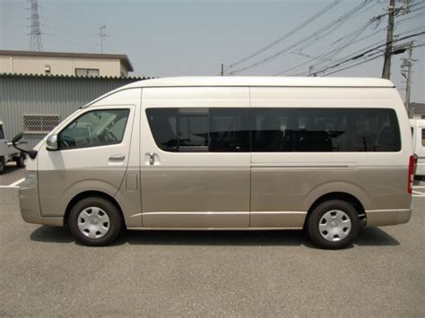 grand cabin toyota hiace wagon grand cabin japanese used cars lucus