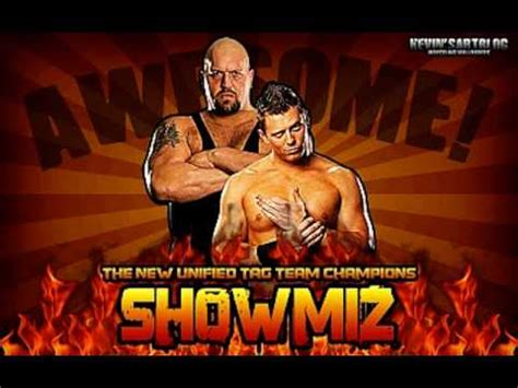 wwe themes mix wwe showmiz theme song big show and the miz youtube