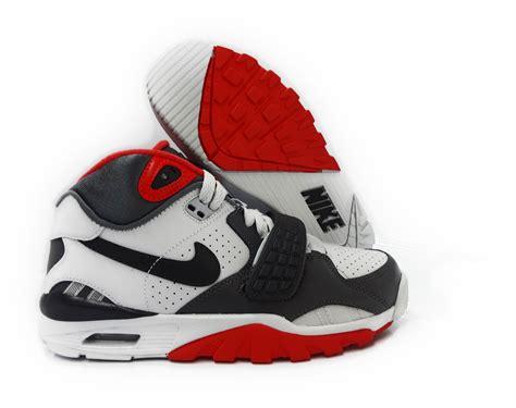 Nike Grade Ori nike air trainer sc ii platinum grey grade school sneaker size 7 ebay