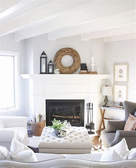 Living Room Mantel Ideas - best 25 corner fireplace layout ideas on