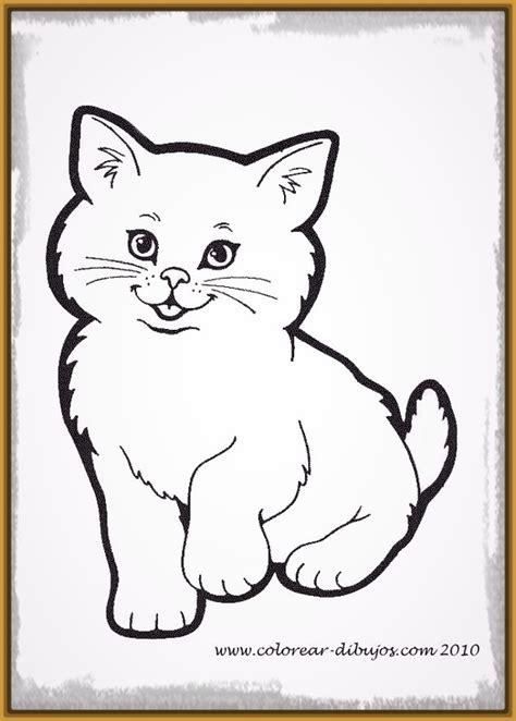 imagenes de gatitos faciles para dibujar dibujos de gatos faciles de dibujar archivos dibujos de