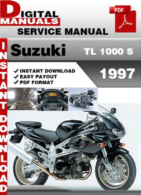 auto repair manual free download 1997 suzuki sidekick user handbook suzuki tl 1000 s 1997 factory service repair manual pdf download