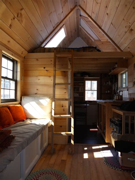 tiny house inside big dreams tiny house quiet solar energy