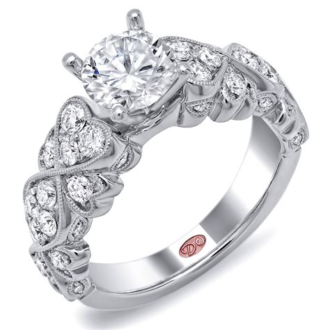 The Engagement Ring by Designer Engagement Ring Dw6233