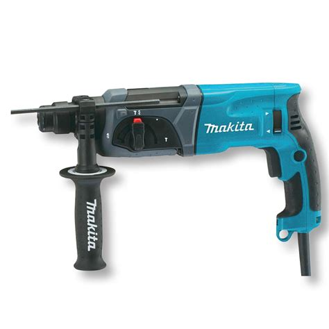 Mesin Bor Makita Rotary Hammer Hr 2470 makita mesin bor rotary hammer demolition 3 mode hr