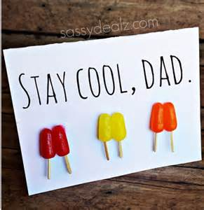 quot stay cool quot popsicle s day card idea crafty morning