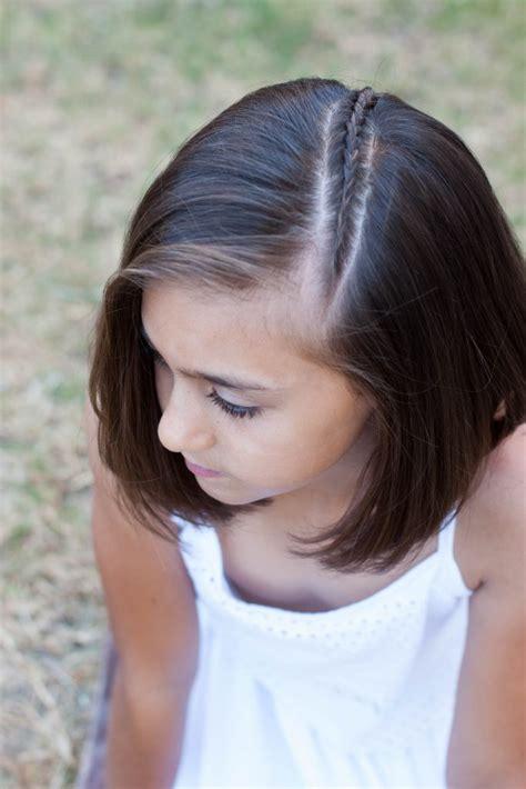 braide thin short short black hair 5 braids for short hair cute girls hairstyles