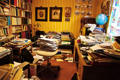 work spaces spur creativity while tidy environments