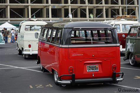 volkswagen microbus 2017 octo vw bus meet june 10 2017 california classiccult