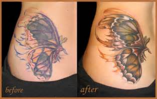 tribal tattoos used for cover ups tribal cover up before after search