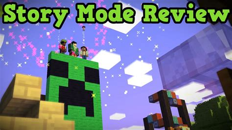 ps3 themes minecraft story mode minecraft story mode gameplay review pc ps3 youtube