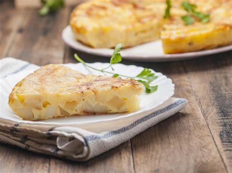 recette de cuisine marmiton entr馥 froide tortilla facile espagne recette de tortilla facile