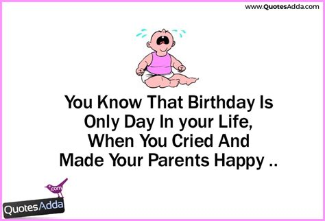 Birthday Quotes In Language Funny Birthday Messages And Quotes In English Language