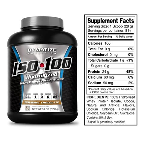 Dymatize Iso 100 Ecer 2lbs 2 Lbs Trial Size Hydrolized Whey Protein iso 100 by dymatize 2lbs