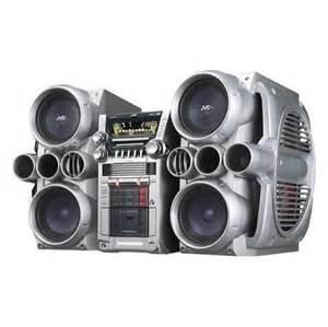 jvc hx gd8 shelf system electronics audio shelf systems