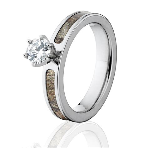 realtree max 4 camo engagement ring your