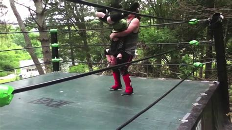 backyard wrestling 3 piledriver backyard wrestling youtube