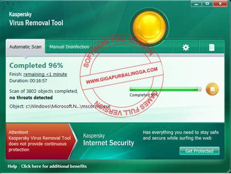 Antivirus Kaspersky Terbaru kaspersky virus removal tool terbaru 2014 benfile