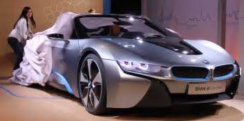 Electric Vehicles Sustainable Future Bmw I8 And I3 Electric Car Concepts Business Insider
