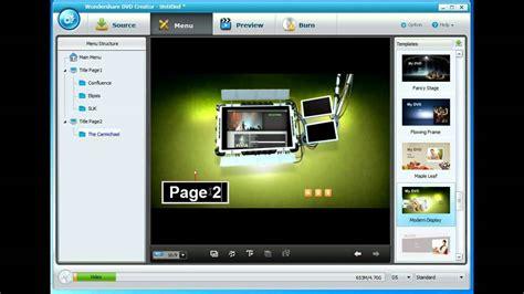 wondershare dvd templates لتحويل مجموعات الفيديو الرقمية الخاصة بك wondershare dvd