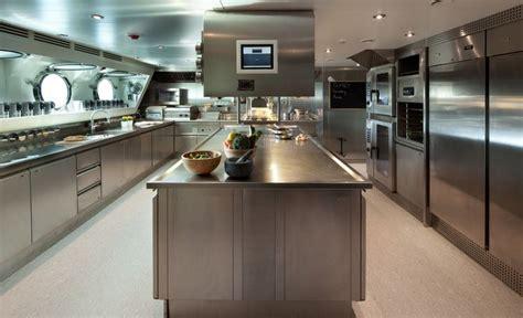 Kitchen Design Yate Mega Yacht Galleys Chopi Chopi Yacht Galley