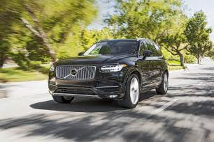 Volvo Volvo Xc90 2016 Volvo Xc90 Is The 2016 Motor Trend Suv Of The Year
