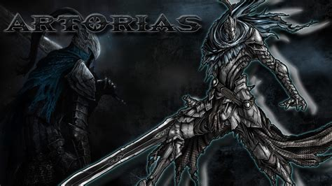 abyss walker wallpaper artorias the abysswalker revisited by