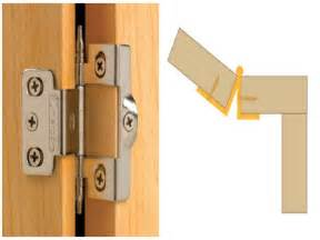 Hinges For Kitchen Cabinet Doors Installing Hidden Cabinet Door Hinges Monsterlune