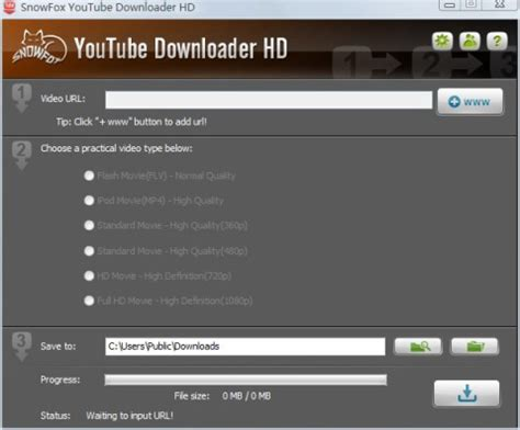 download youtube kualitas hd snowfox youtube downloader hd free download with