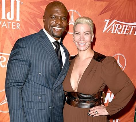 terry crews wife terry crews wife went on 90 day quot sex fast quot to keep