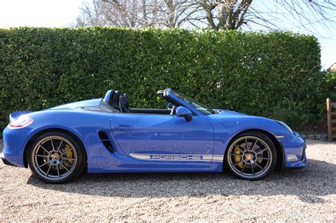 porsche maritime blue my spyder in maritime blue rennlist discussion forums