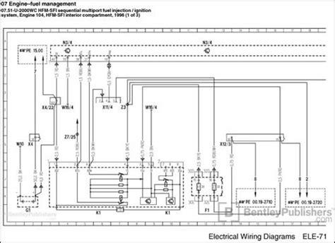mercedes c class w202 repair information 1994 2000