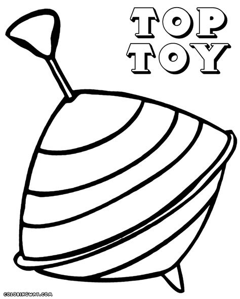 top toy coloring pages coloring pages to download and print