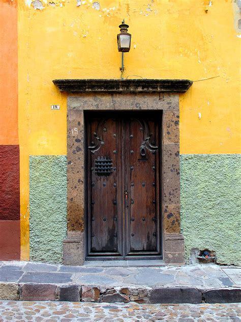 Mexican Door by