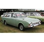 1963 British Ford Cortina Estate Wagon  Auto Wagons