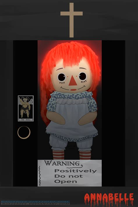 annabelle doll tour annabelle the doll by rjace1014 on deviantart