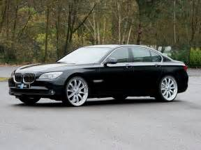 hartge wheels for the new 2009 bmw 7 series